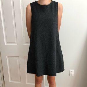 Theory Gray Short Dress